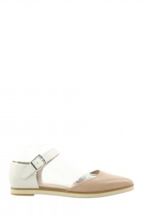 SMH Strapped Sandals cream-white business style