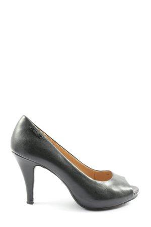 smh shoes Peeptoe Pumps