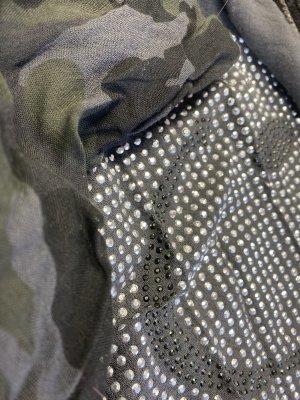 Zara Woman Écharpe d'été gris
