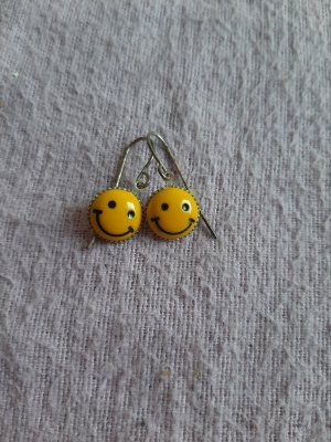 Smiley Ohrhänger