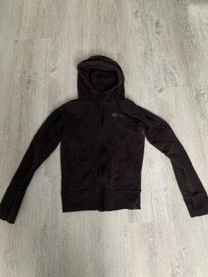 Smilodox Chaqueta con capucha negro