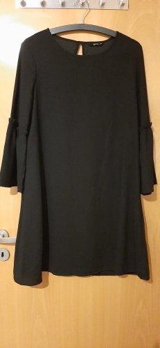 Only Chiffon jurk zwart