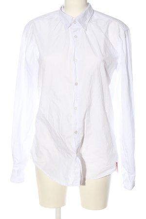 SMOG Camicia a maniche lunghe bianco stile casual