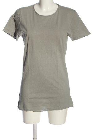 SMOG Camicia lunga grigio chiaro stile casual