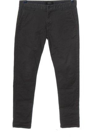 SMOG Jeans a sigaretta nero stile casual