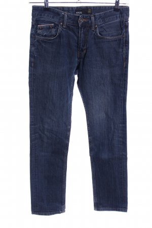 SMOG Slim Jeans blau Casual-Look