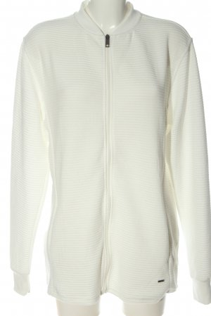 SMOG Giacca in maglia bianco sporco stile casual