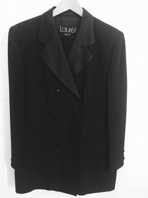 Laurèl Trouser Suit black silk