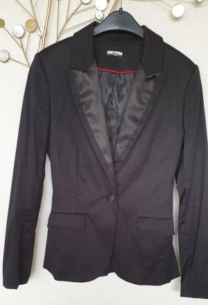 Strauss Innovation Tuxedo Blazer black