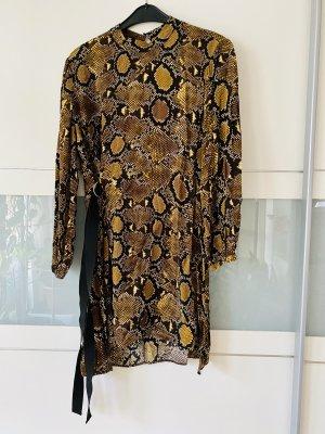 Zara Shirt Dress multicolored