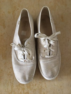 Keds Lace Shoes gold-colored-white