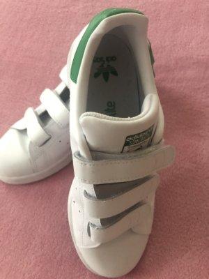 adidas stan smith Zapatillas con velcro blanco-verde
