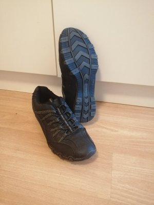 Graceland Zapatillas con hook-and-loop fastener negro