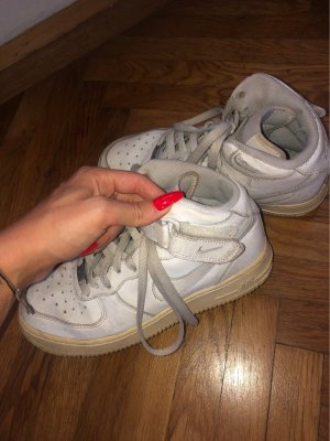 Nike Wysokie trampki biały