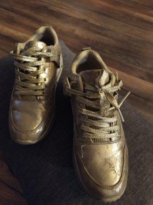Sneaker 39 gold