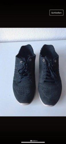 Tommy Hilfiger Sneakers met veters donkerblauw