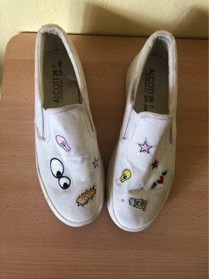 Alcott Instapsneakers wit