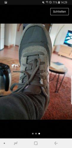New Balance High top sneaker grijs-roze