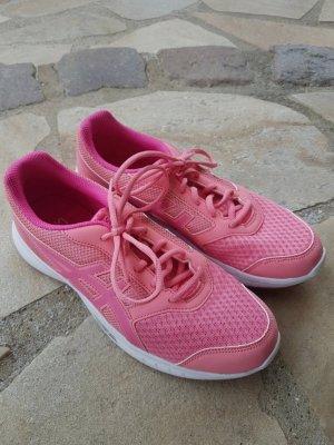 Asics Basket à lacet saumon-rose