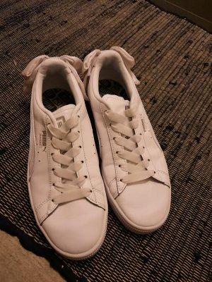 Puma Instapsneakers wit