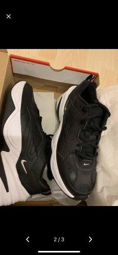 Nike Wysokie trampki czarny-biały