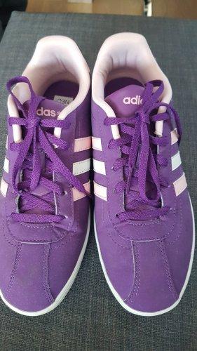 Sneaker, Adidas, 38, Lila, Rosa