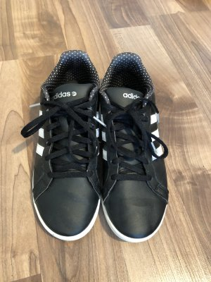 Adidas NEO Lace-Up Sneaker black