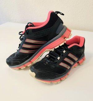 Sneaker Adidas schwarz/pink