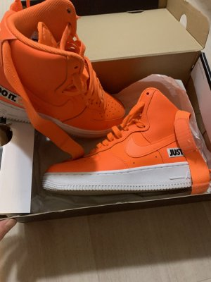 Sneaker Air Force 1High Just Do IT Pack GR 39