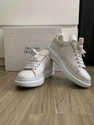 Alexander McQueen Sneakers met veters veelkleurig Leer