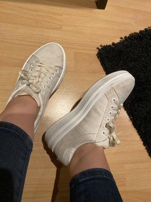 Sneaker Animal Print beige