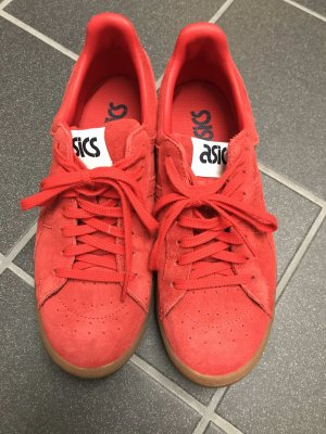 Sneaker ASICS rot Gr. 39,5