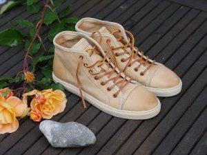 Sneaker aus Leder in 41 von Fred de la Bretoniere