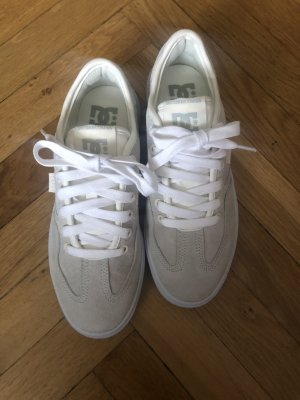 DC Zapatos de patinador multicolor Cuero