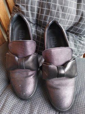 Bullboxer Slip-on Sneakers black-dark grey