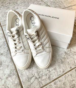 Sneaker CALVIN KLEIN Vance E4465 White