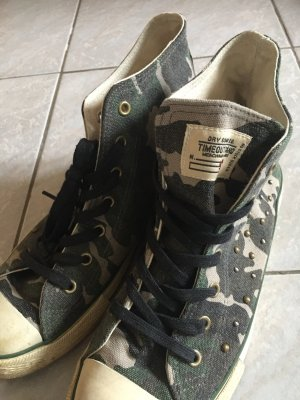 Sneaker, camouflage