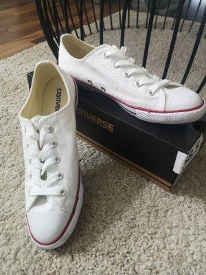 Sneaker Converse Chucks in weiß