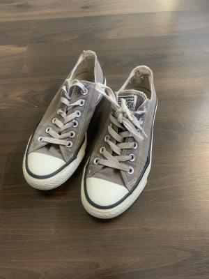 Sneaker Converse Graubraun