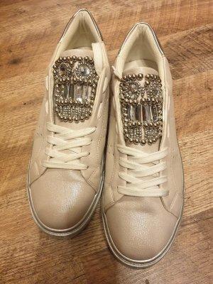 SassyClassy Slip-on Sneakers cream