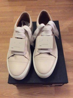 Acne Sneaker con tacco multicolore