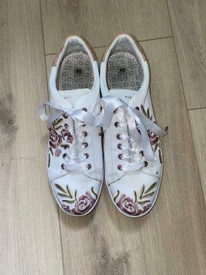 Bugatti Sneakers met veters wit