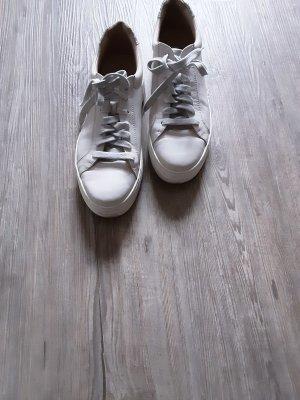 Sneaker Donna Carolina weiß/grau Gr. 38