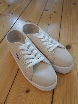 Colloseum Lace-Up Sneaker cream-beige