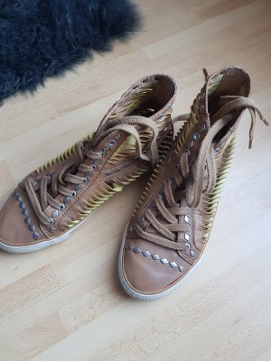 ASH Lace-Up Sneaker multicolored leather
