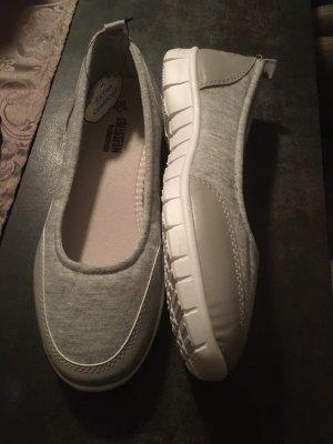 Colloseum Slip-on Sneakers light grey