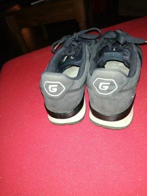 Deichmann Sneaker stringata blu scuro