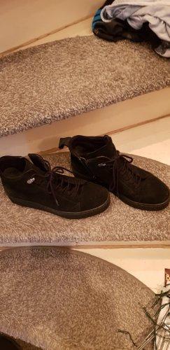 Sneaker halb hoch Tamaris 38 schwarz