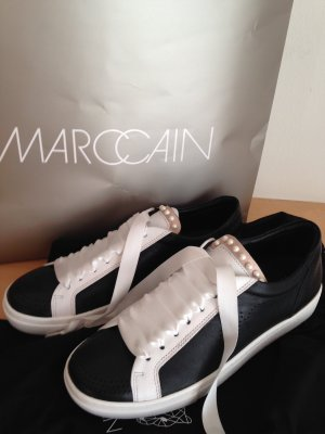Marc Cain Lace-Up Sneaker multicolored