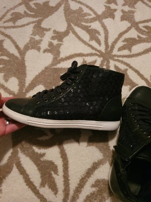 Graceland Sneaker alta nero